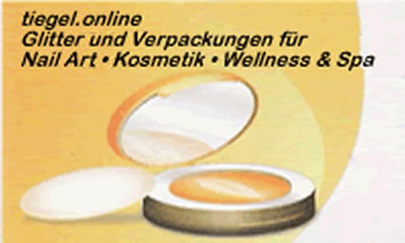 Tiegel Kosmetik Verpackungen Großhandel-Logo