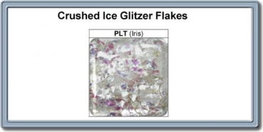 50g Crushed Ice - Glitzer Flakes PLT